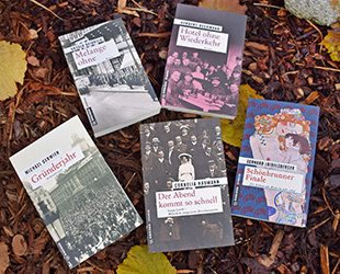 Bücher Novemberrevolution HP