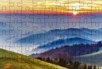 Puzzle-Postkarte Schwarzwald 2