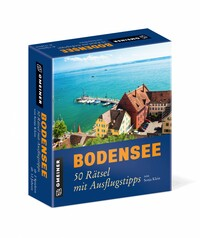 Bodensee - 50 Rätsel mit Ausflugstipps
