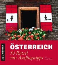 Österreich - 50 Rätsel mit Ausflugstipps