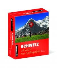 Schweiz - 50 Rätsel mit Ausflugstipps