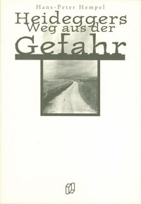 Heideggers Weg