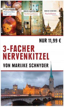 Krimi Paket M. Schnyder