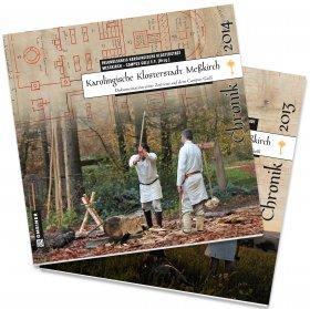 Karolingische Klosterstadt Meßkirch - Chronik 2013/2014