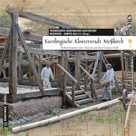 Karolingische Klosterstadt Meßkirch - Chronik 2016