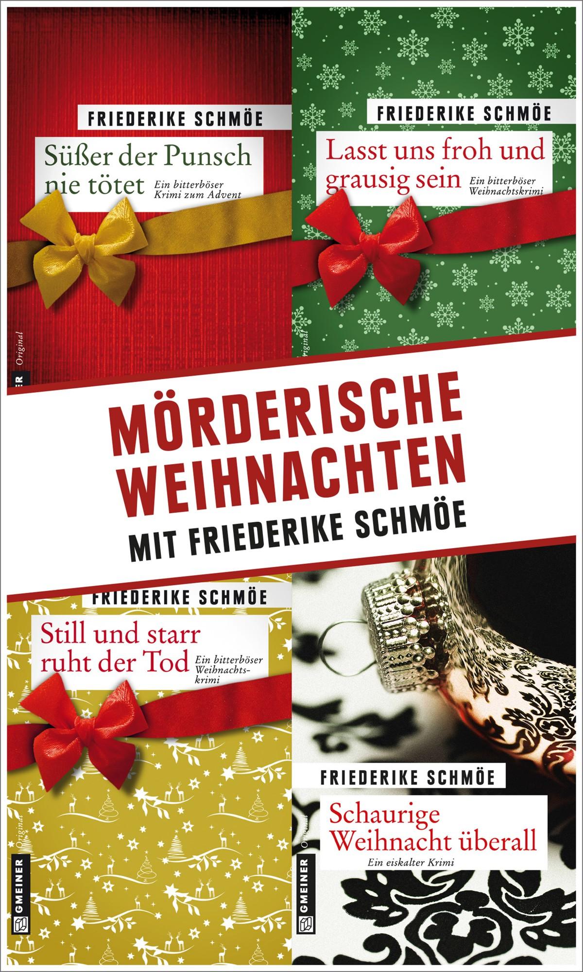 Mörderische Weihnachten - Gmeiner Verlag