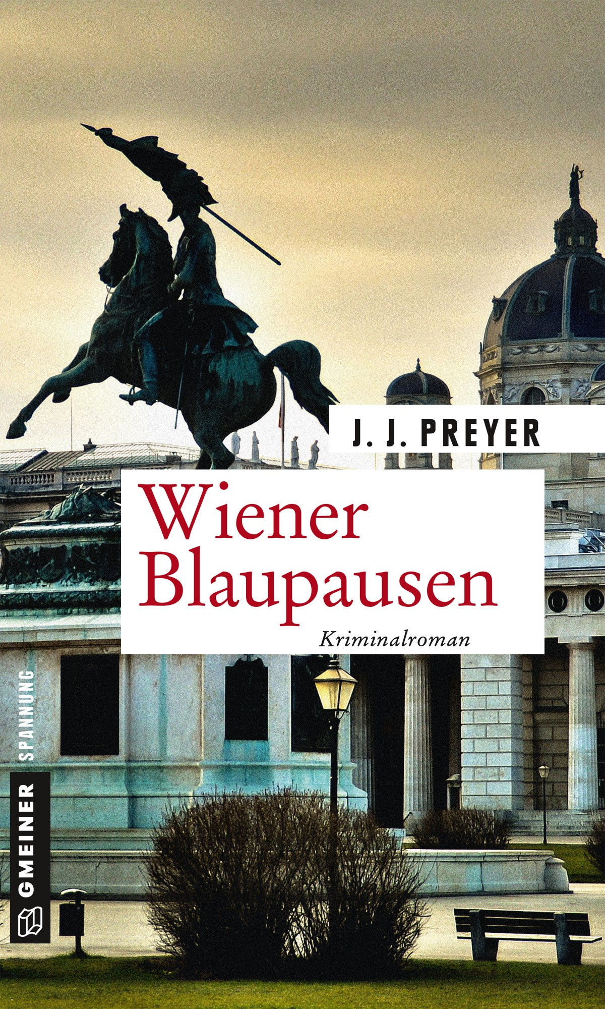 Wiener Blaupausen - Gmeiner Verlag